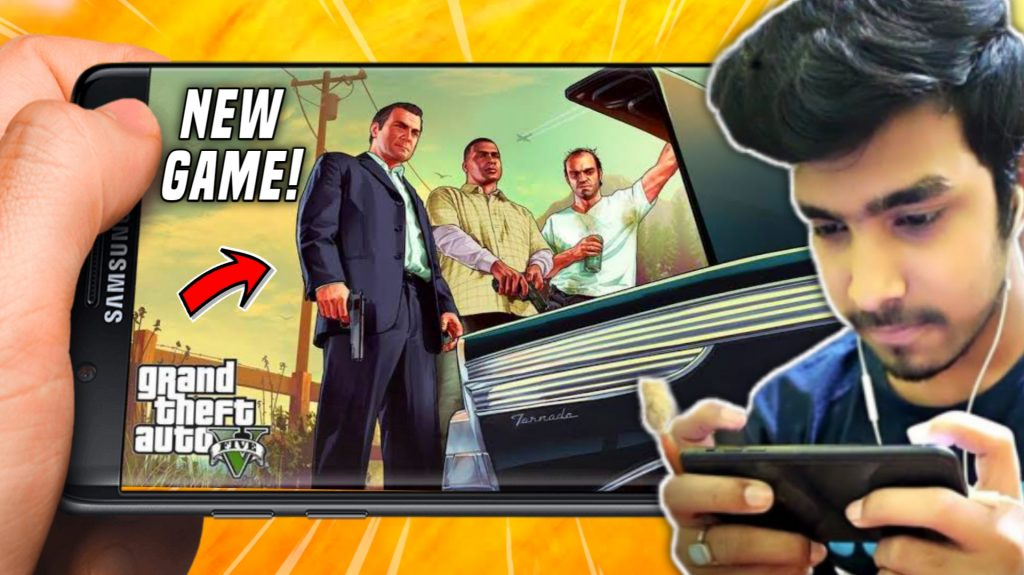 GTA V Mobile Beta V1.2 Apk Finally Released On Android !! GTA 5 Android