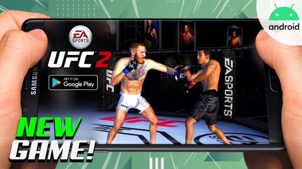 UFC MOBILE 2 Beta APK For Android - New Boxing Game !!