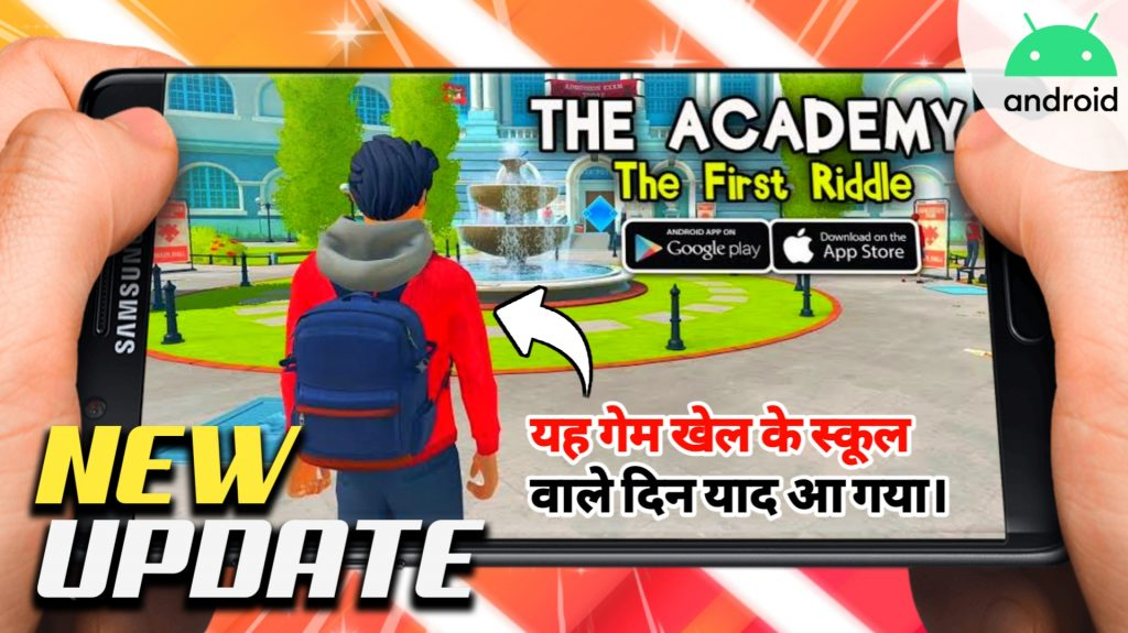 New Best Offline HIGH Graphics Game For Android & iOS - The Academy