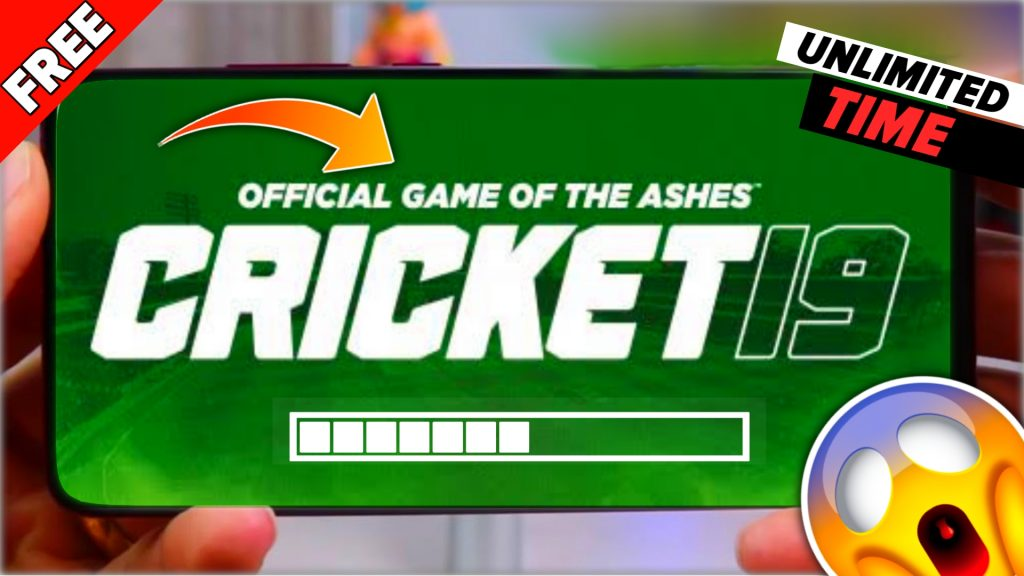 How To Download And Play CRICKET 19 Game On Android & iOS Device FREE
