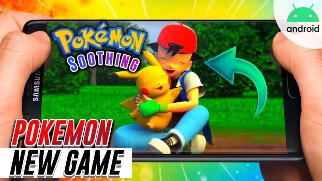 New Pokemon Game Pokemon Soothing Silver For Android iOS Official