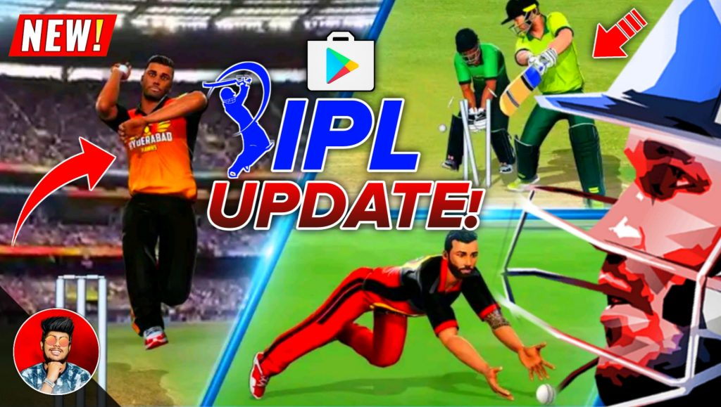 T20 Cricket Champions 3D IPL 2020 Update On Play Store Android