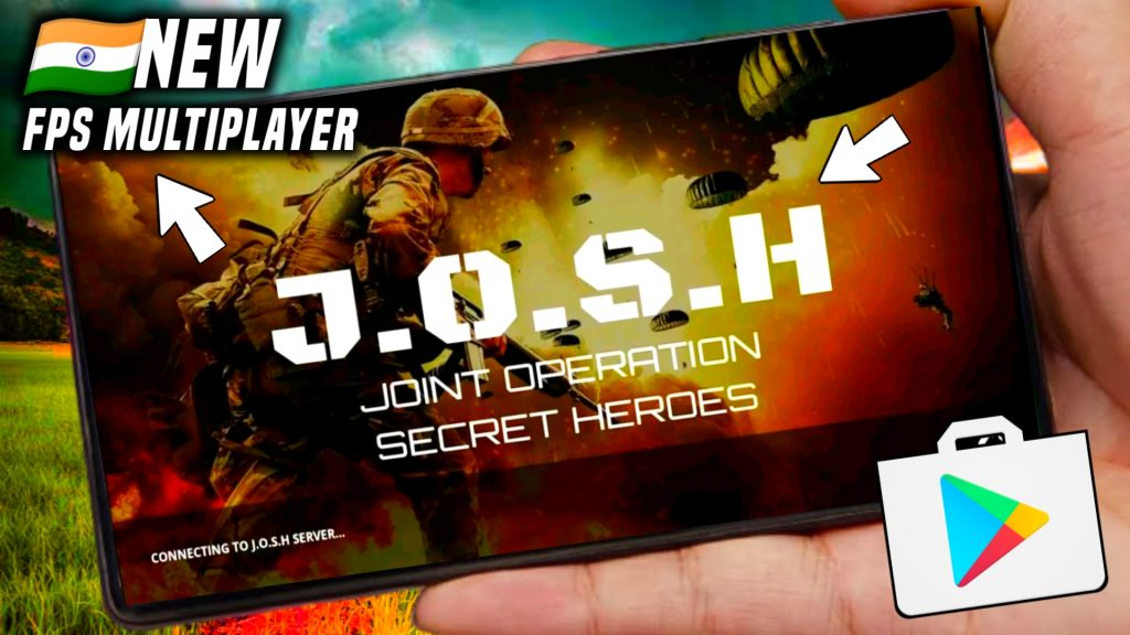 JOSH FPS Multiplayer Game MADE In INDIA DOWNLOAD Android