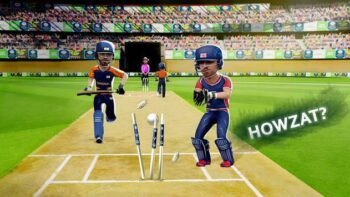 RVG Cricket Clash Multiplayer Cricket Game APK For Android