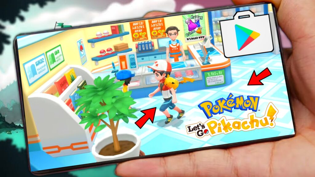 Pokemon Let's Go Pikachu 2021 For Android & iOS LATEST Version
