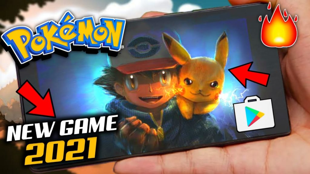 Pokemon Blaze Online APK Download - 2021 New Pokemon Game For Android