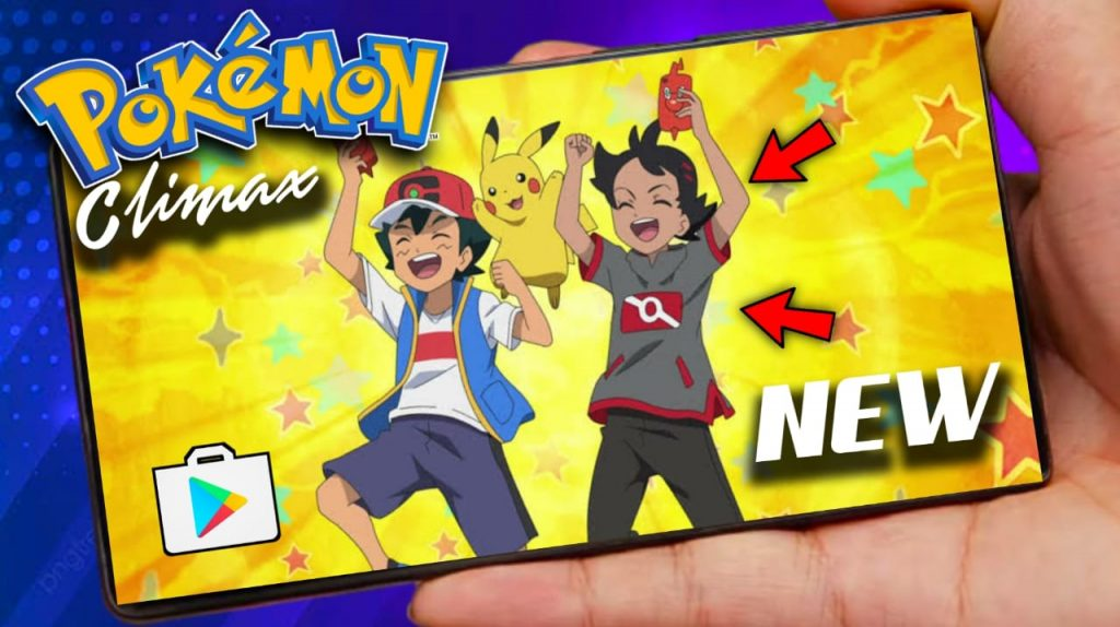 Pokemon Climax APK Download for Android - Pokemon Game Download